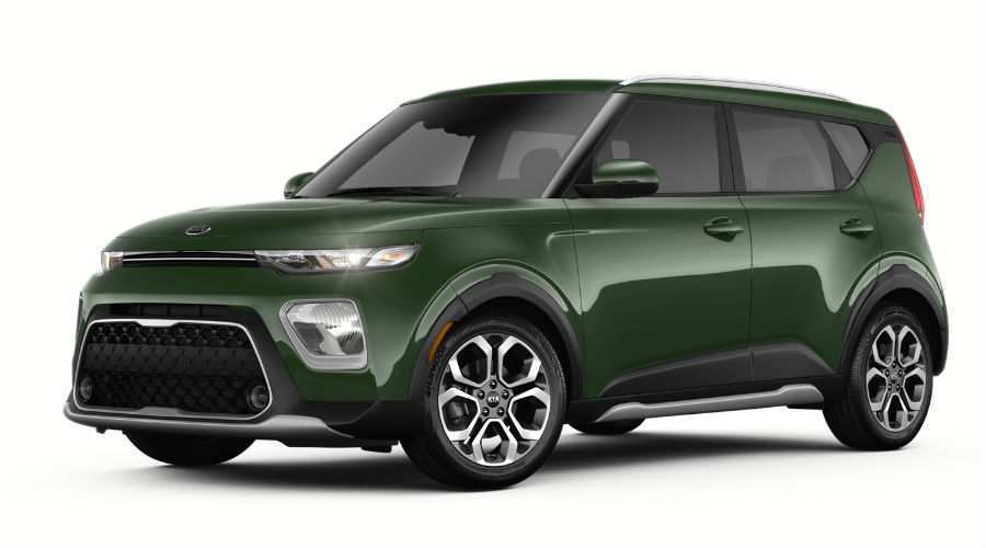 90 The 2020 Kia Soul Undercover Green Reviews