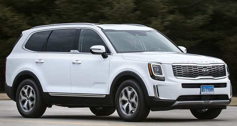 90 The 2020 Kia Telluride Images Research New