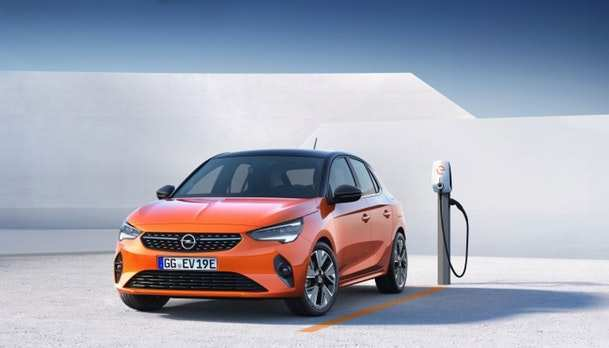 90 The 2020 Opel Corsa Performance