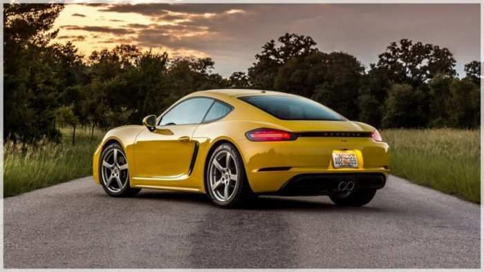 90 The 2020 Porsche Cayman Concept And Review