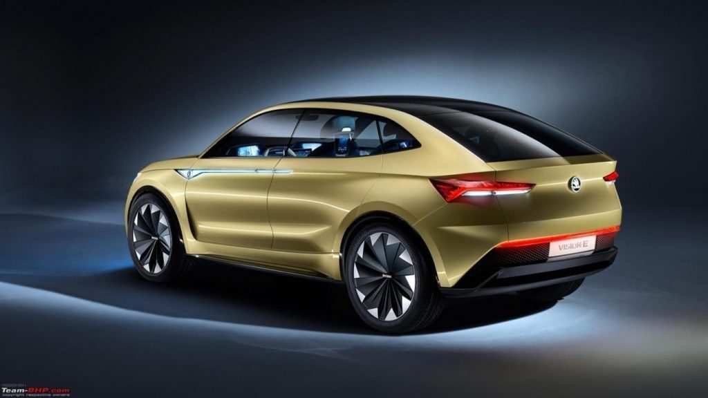 90 The 2020 Skoda Snowman Release Date And Concept