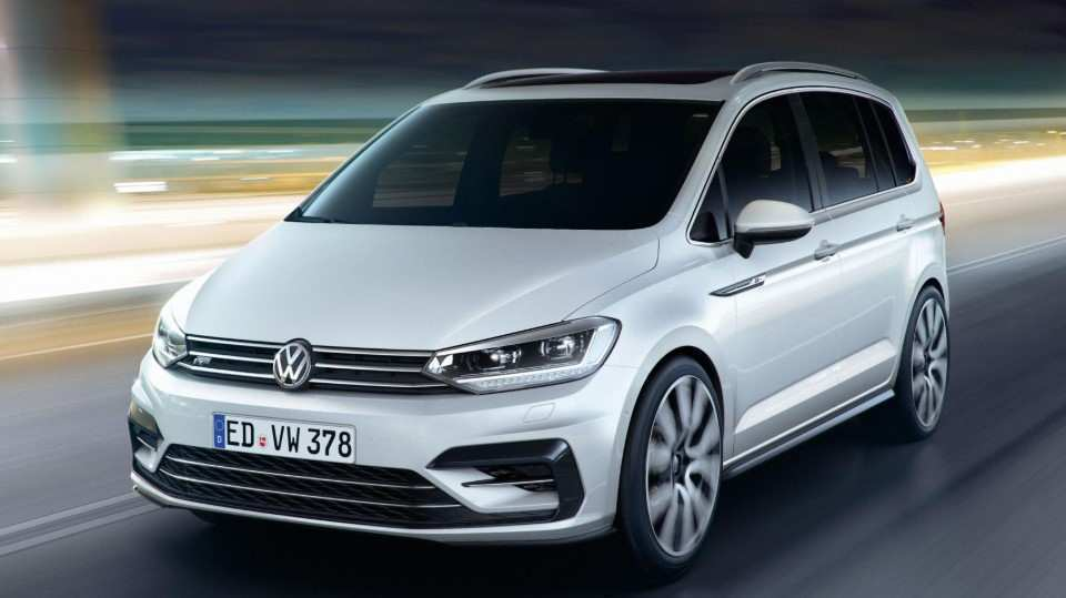 90 The 2020 VW Touran Photos