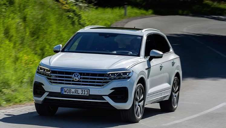 90 The 2020 Volkswagen Touareg Exterior And Interior
