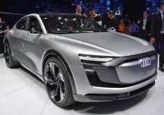 Audi Electric Vehicles 2020