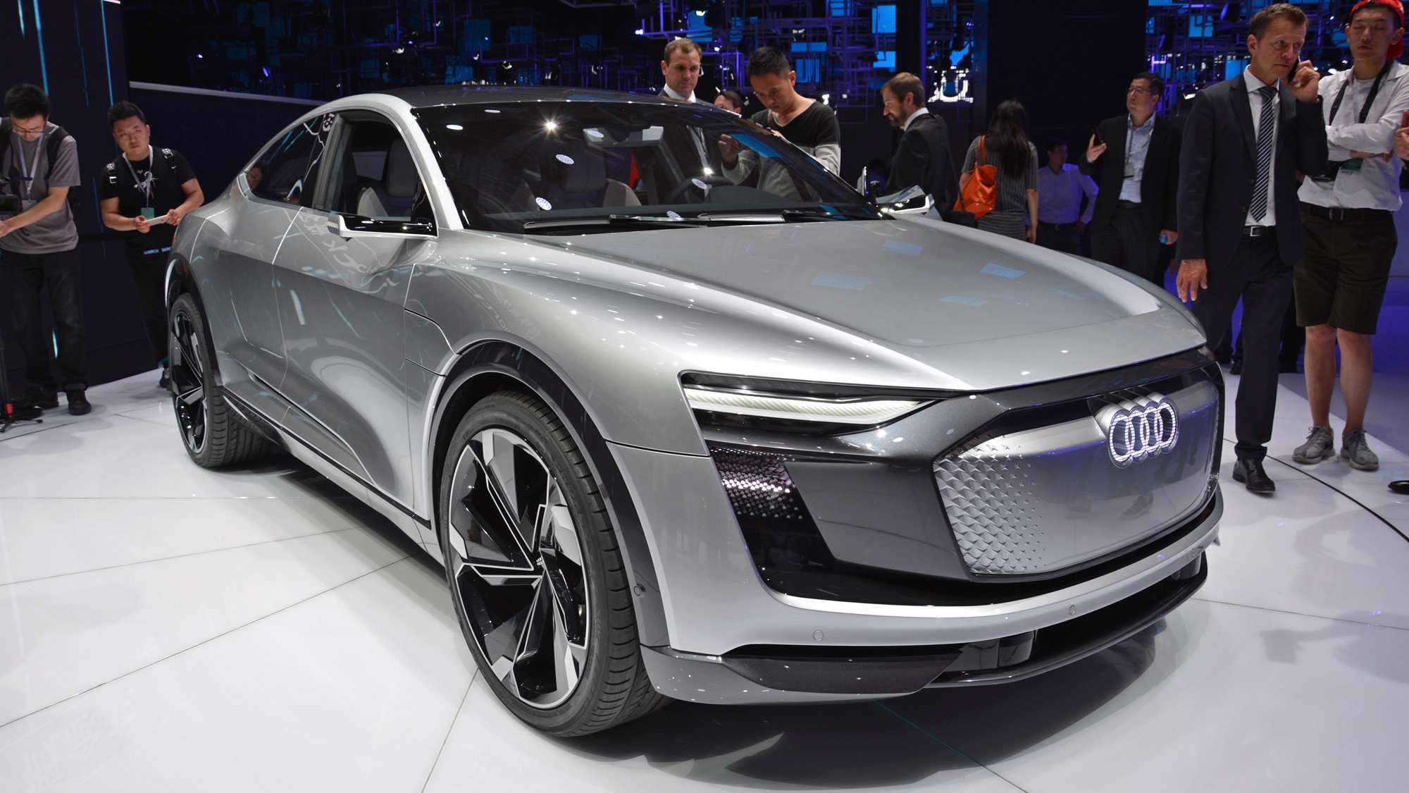 90 The Audi Electric Vehicles 2020 Concept And Review
