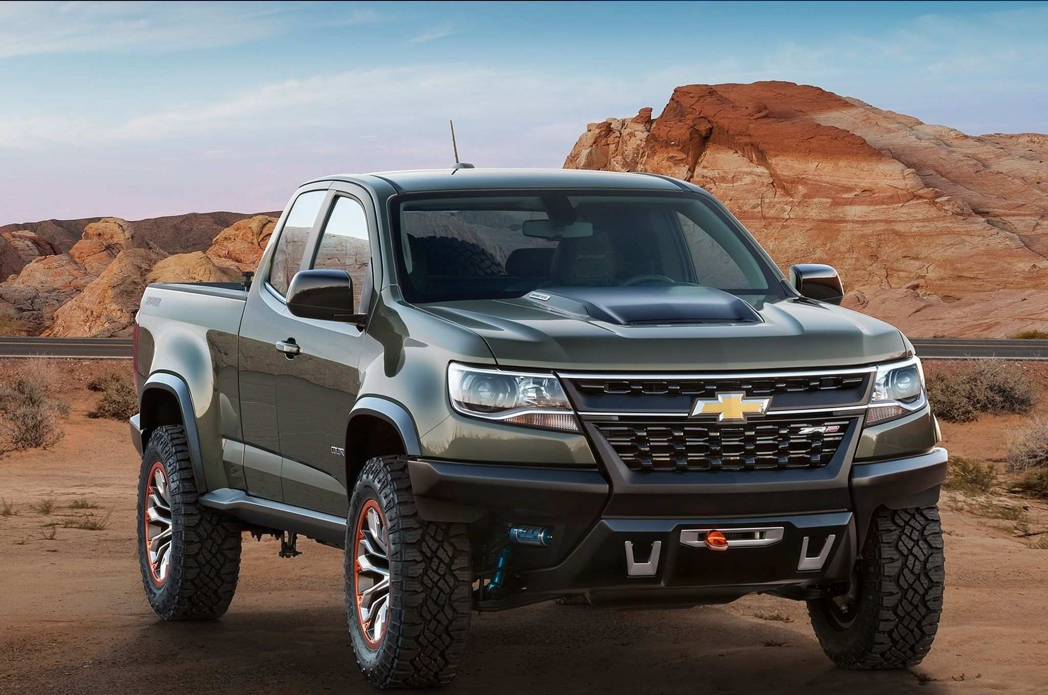 90 The Best 2019 Chevrolet Colorado Z72 Price And Review