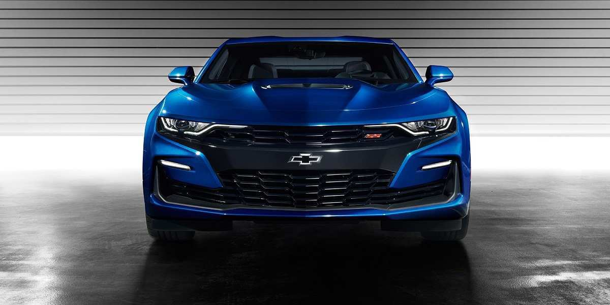 90 The Best 2019 Chevy Camaro Competition Arrival Style