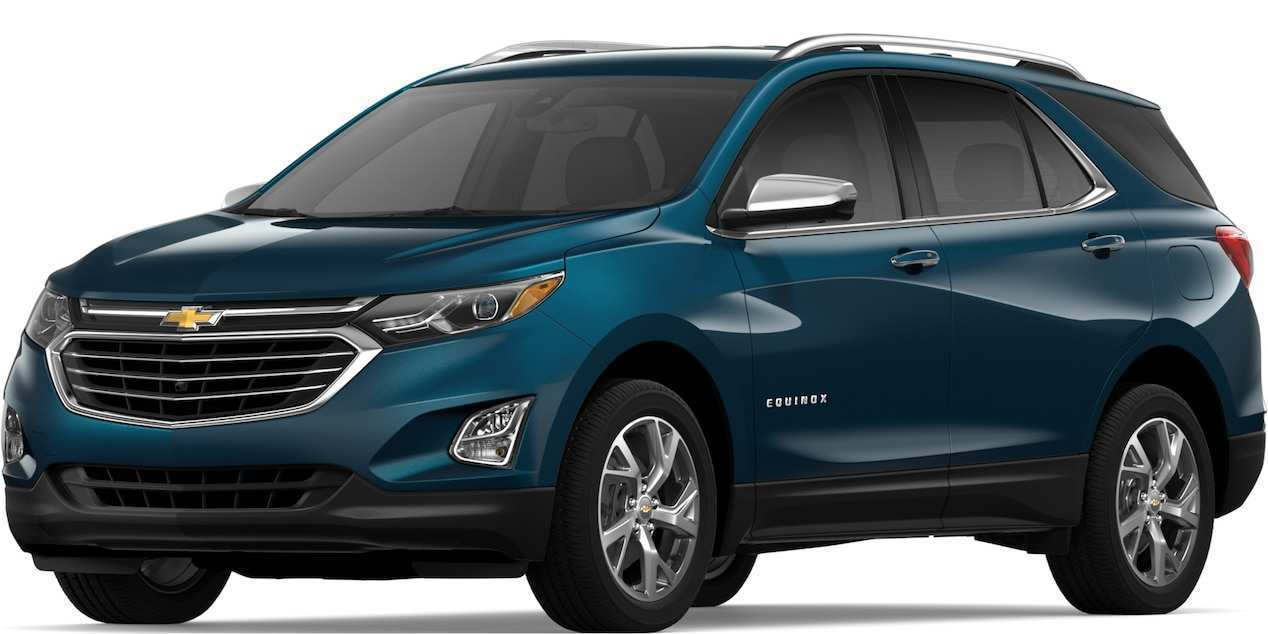 90 The Best 2019 Chevy Equinox First Drive