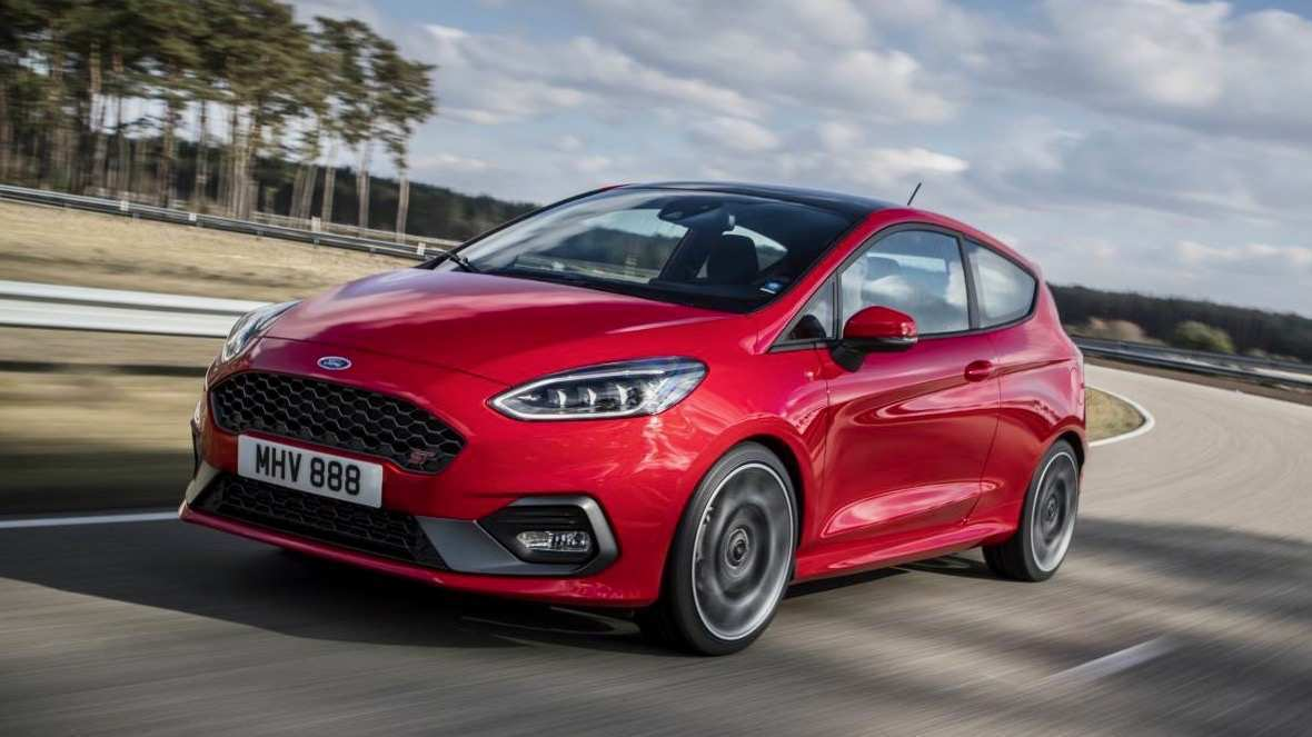 90 The Best 2019 Fiesta St Exterior And Interior