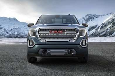 90 The Best 2019 GMC Sierra 1500 Diesel Engine