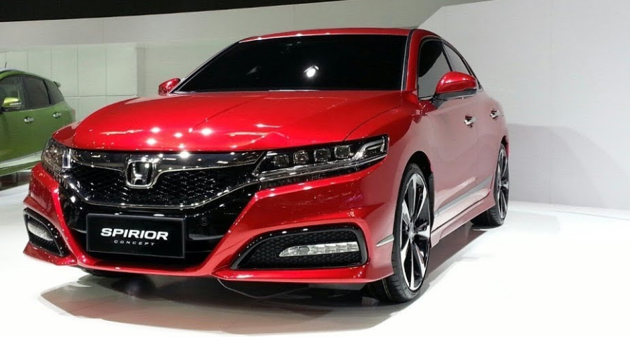 90 The Best 2019 Honda Accord Spirior Redesign And Review