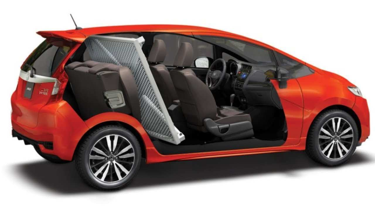 90 The Best 2019 Honda Fit Overview