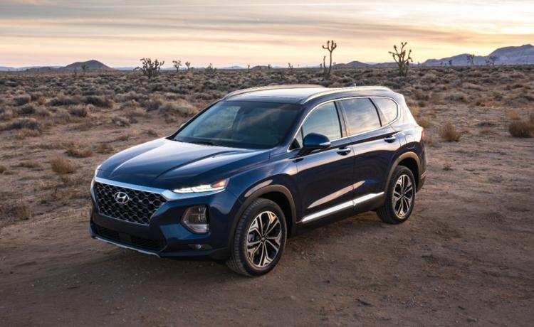 90 The Best 2019 Hyundai Santa Fe Speed Test