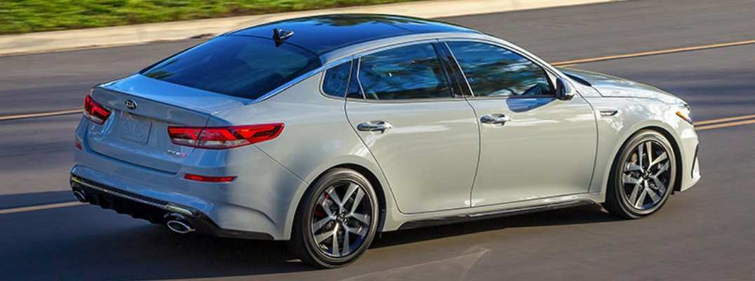 90 The Best 2019 Kia Optima Style