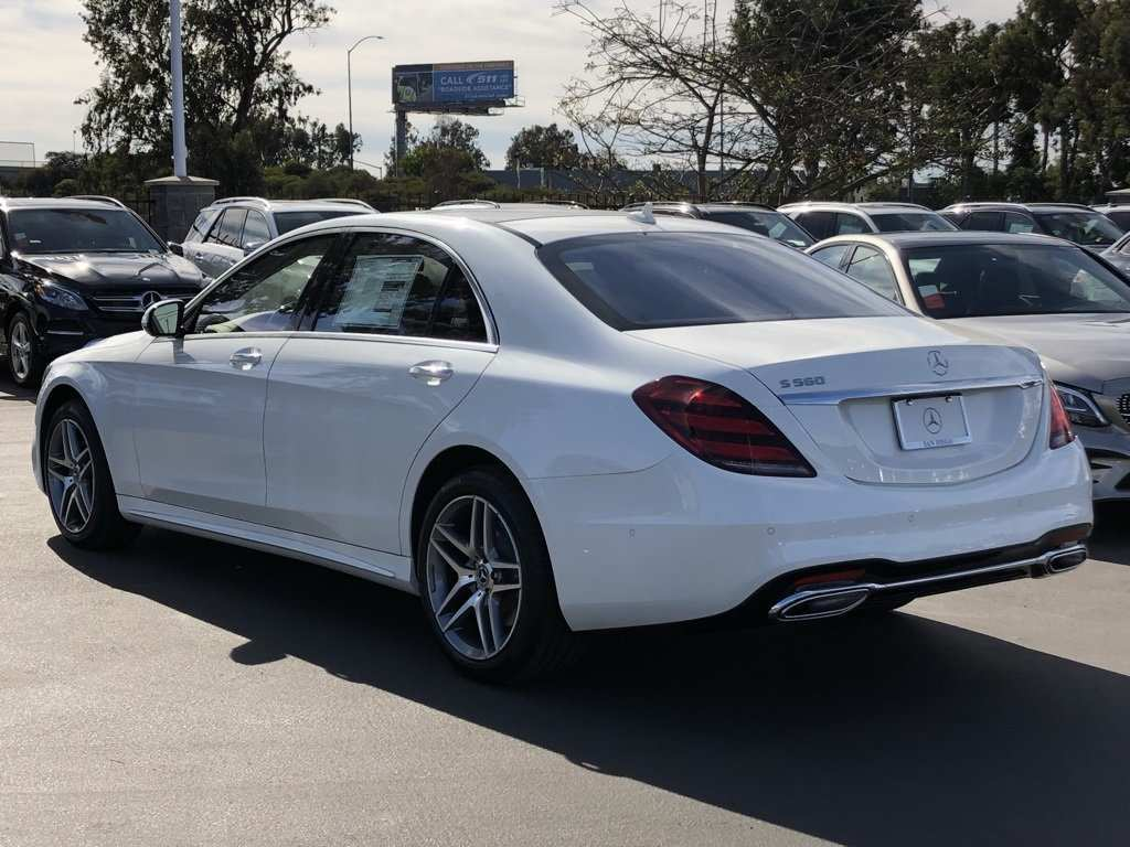 90 The Best 2019 Mercedes Benz S Class Specs And Review