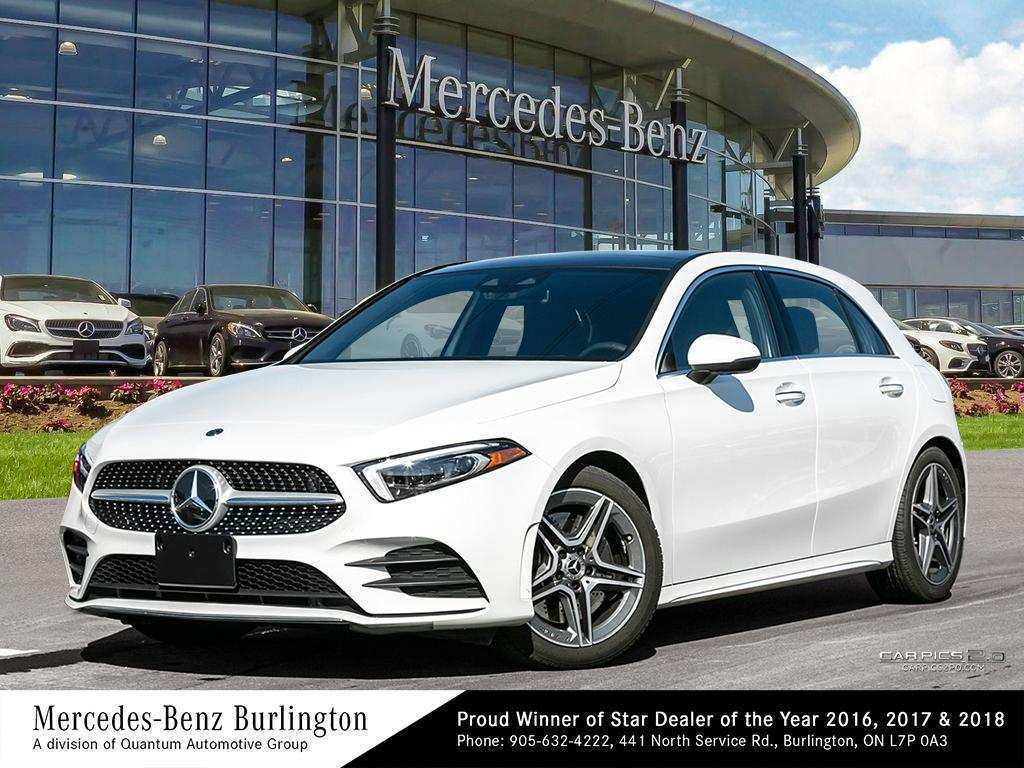 90 The Best 2019 Mercedes Hatchback Release Date And Concept