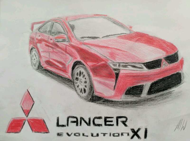 90 The Best 2019 Mitsubishi Lancer EVO XI Research New