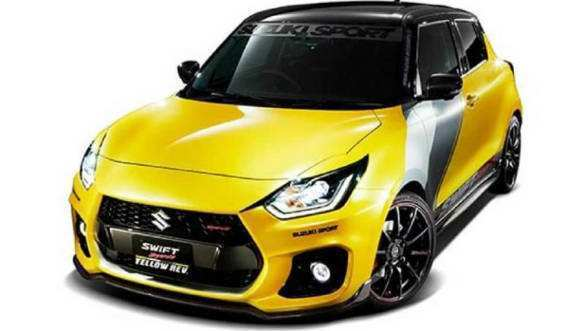 90 The Best 2019 New Suzuki Swift Sport Redesign