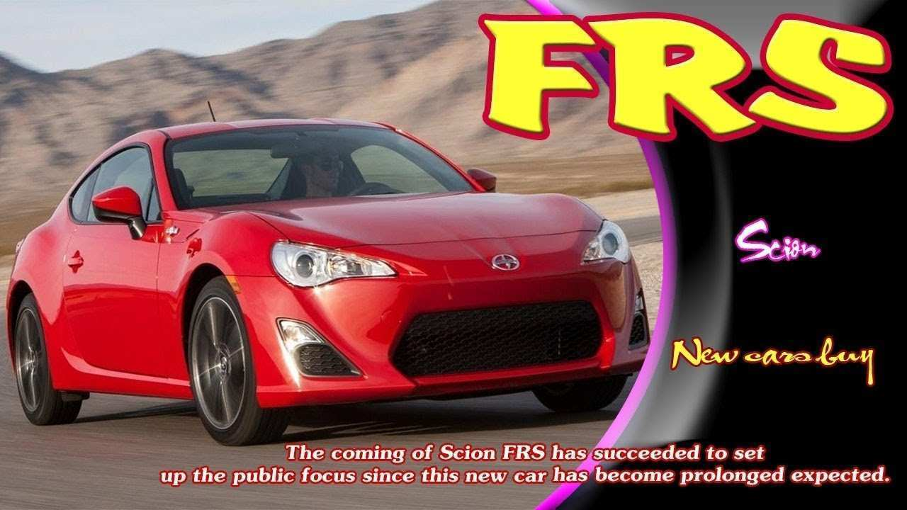 90 The Best 2019 Scion FR S Sedan Performance