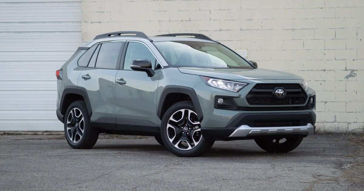 90 The Best 2019 Toyota Rav4 Hybrid Price And Release Date