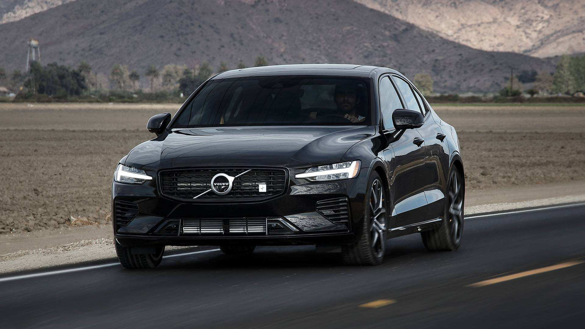 90 The Best 2019 Volvo S60 R New Concept