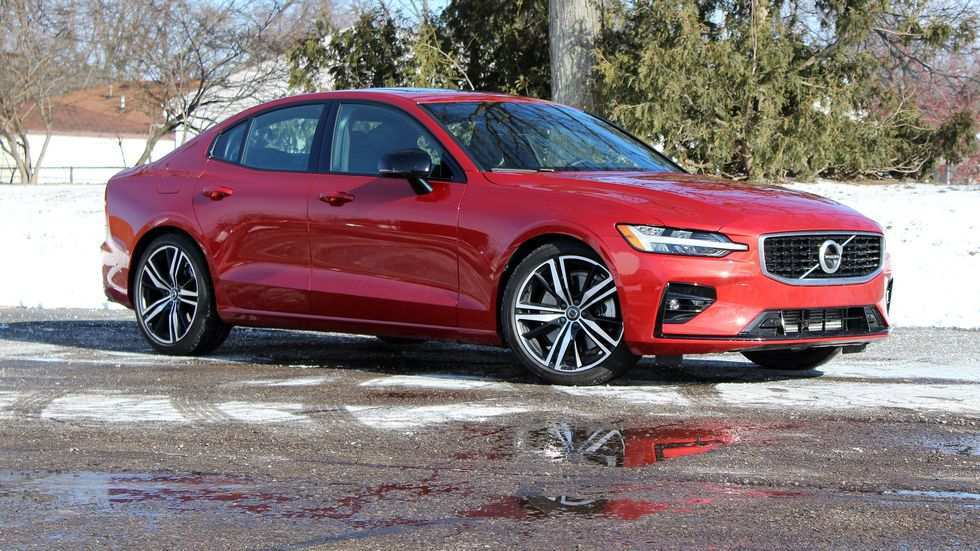 90 The Best 2019 Volvo S60 R Pictures