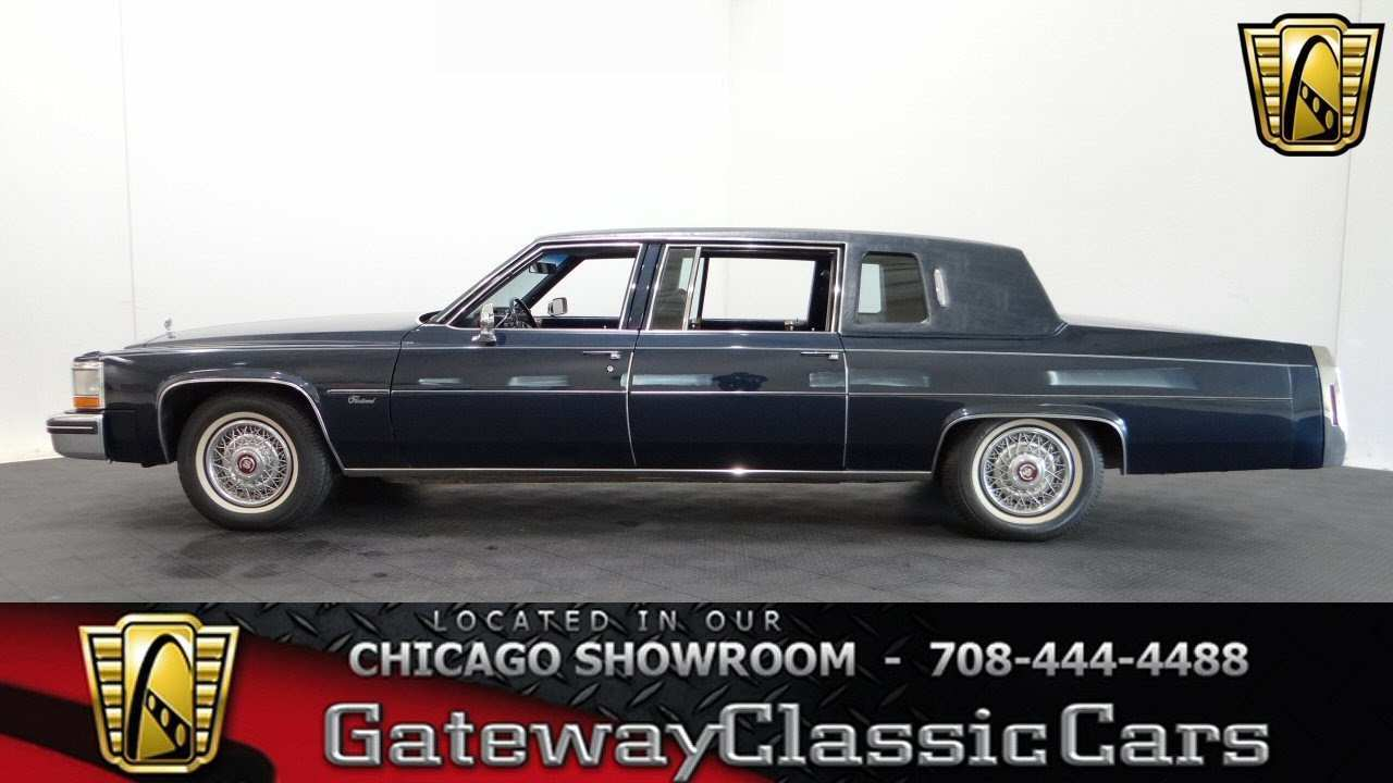 90 The Best 2020 Cadillac Fleetwood Series 75 Release