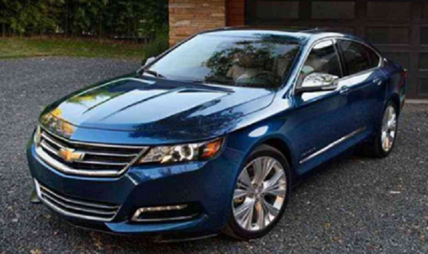 90 The Best 2020 Chevy Impala Ss Ltz Redesign