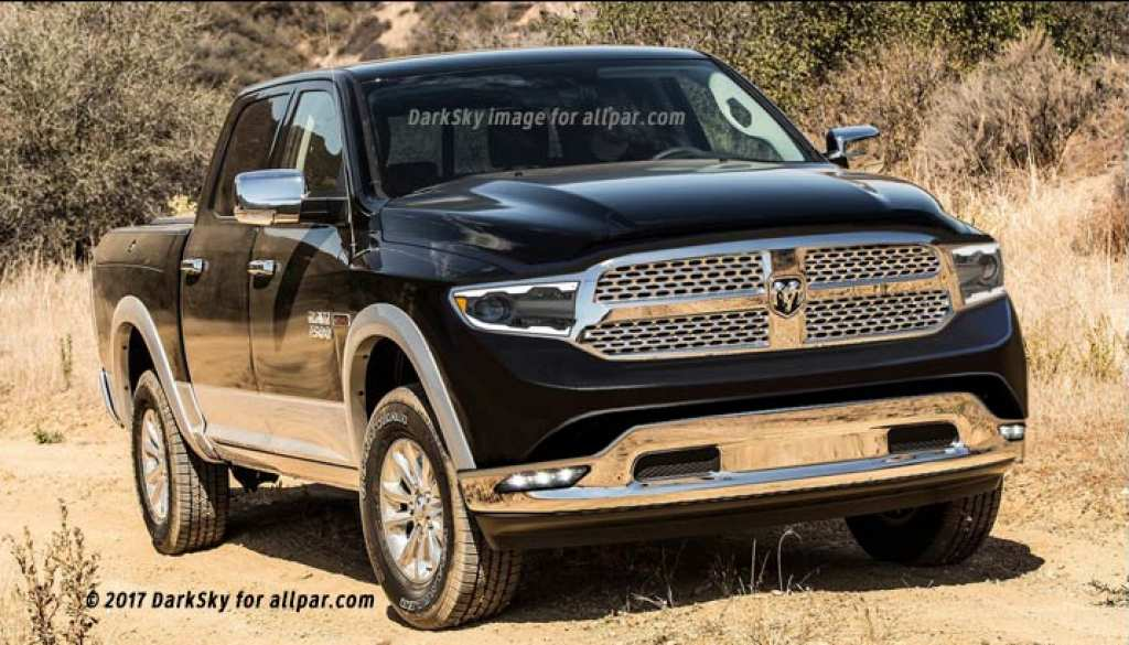 90 The Best 2020 Dodge Ram 1500 Performance And New Engine
