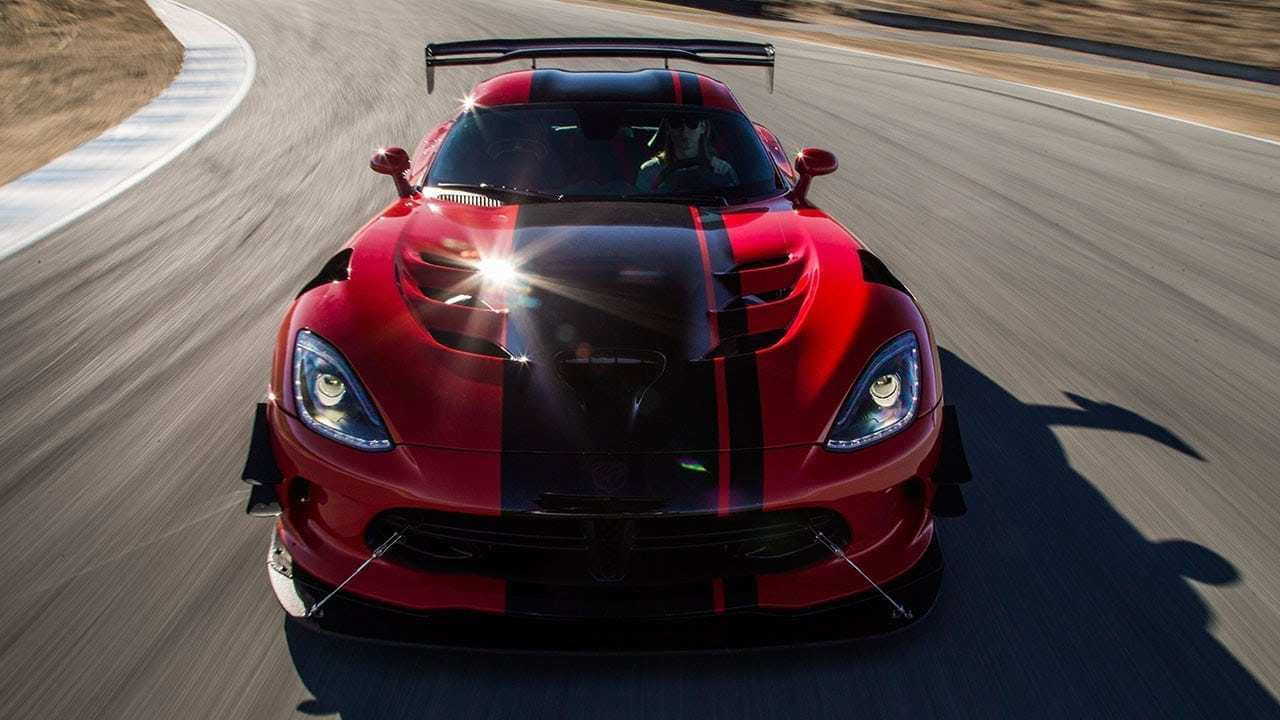 90 The Best 2020 Dodge Viper ACR Review And Release Date