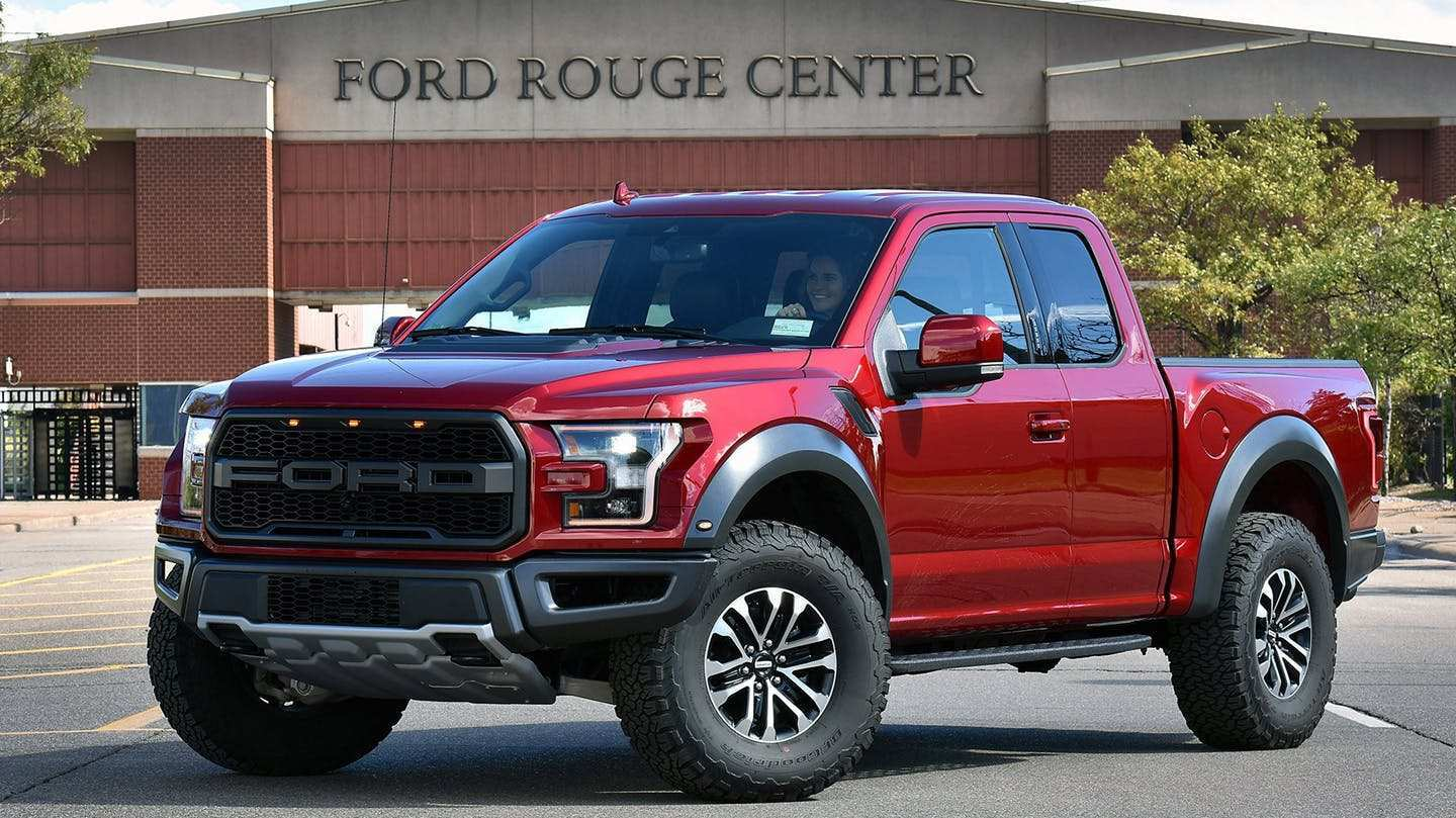 90 The Best 2020 Ford 150 Review And Release Date