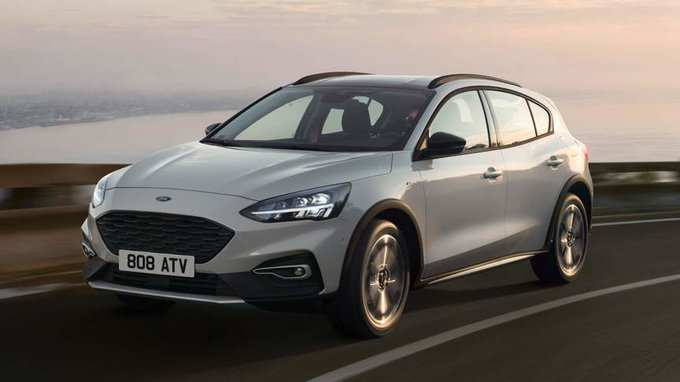 90 The Best 2020 Ford Focus Redesign And Review