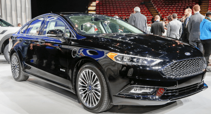 90 The Best 2020 Ford Fusion Performance