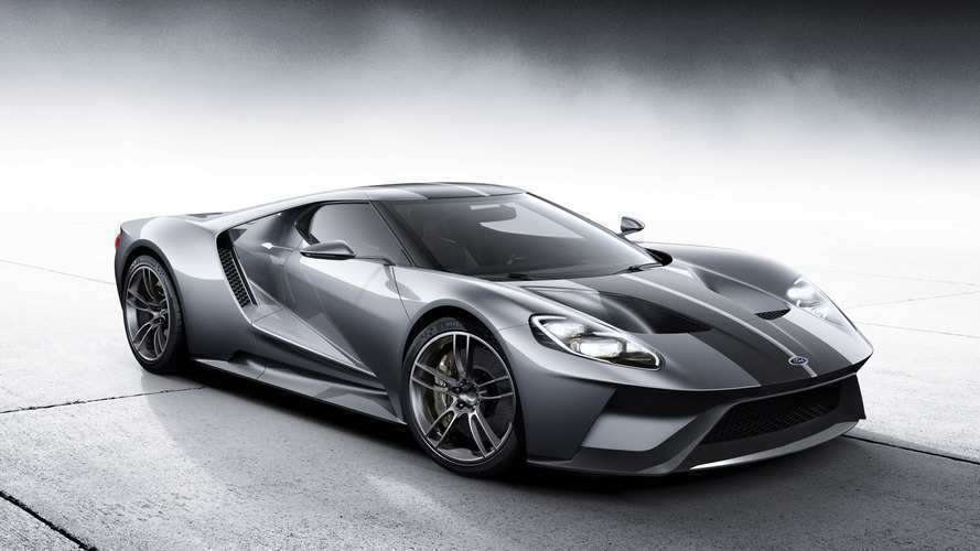 90 The Best 2020 Ford GT Performance And New Engine