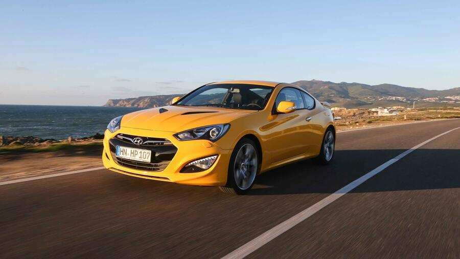 90 The Best 2020 Hyundai Genesis Coupe Research New