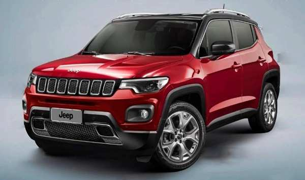 90 The Best 2020 Jeep Compass Review And Release Date