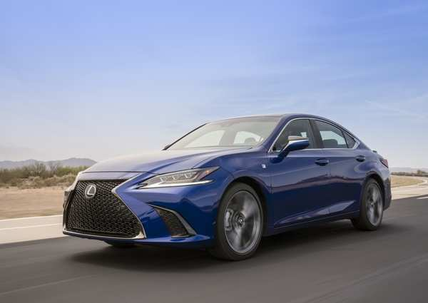 90 The Best 2020 Lexus ES Specs And Review