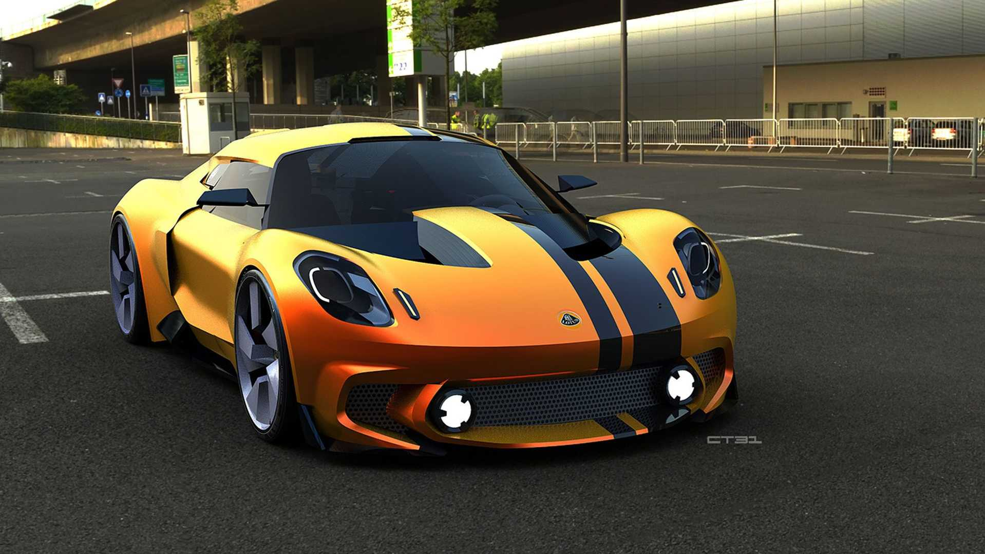 90 The Best 2020 Lotus Exige Images