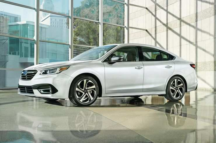 90 The Best 2020 Subaru Legacy Turbo Gt Redesign