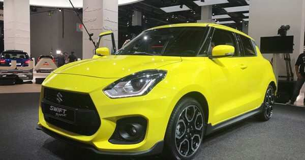 90 The Best 2020 Suzuki Swift Release Date