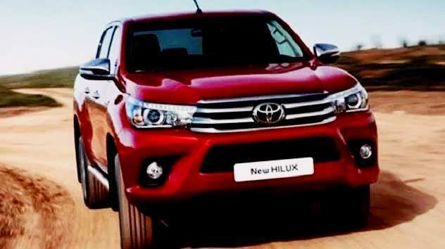 90 The Best 2020 Toyota Hilux Review And Release Date