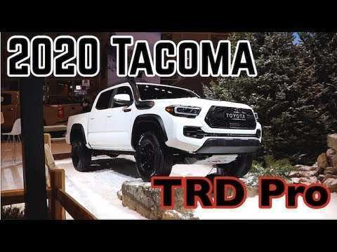 90 The Best 2020 Toyota Tacoma Diesel Trd Pro Review And Release Date
