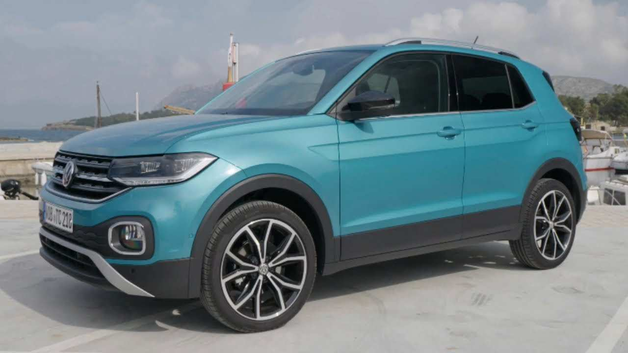 90 The Best 2020 Volkswagen Cross Model