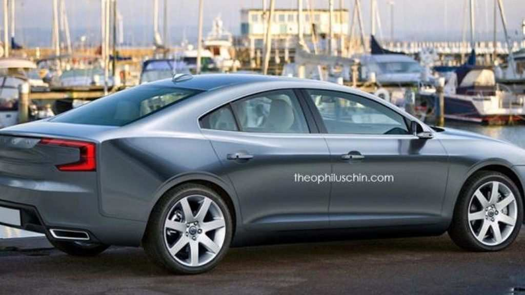 90 The Best 2020 Volvo S80 Redesign And Review