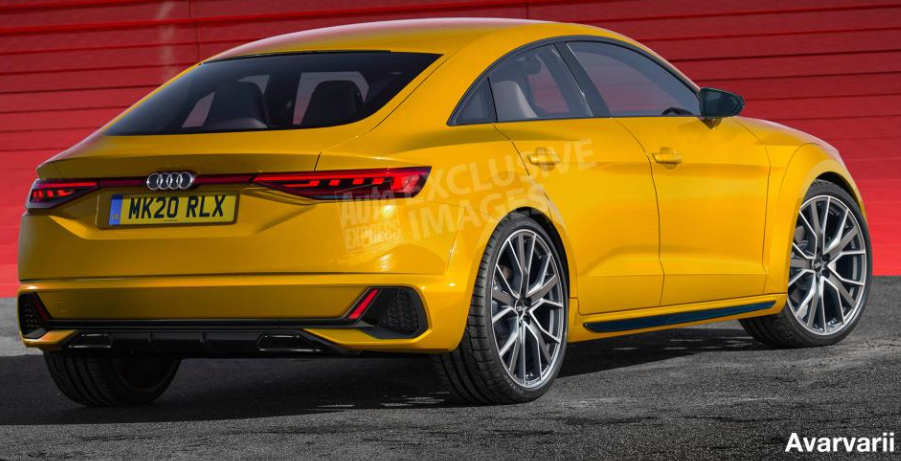 90 The Best Audi Tt 2020 4 Door Price And Release Date