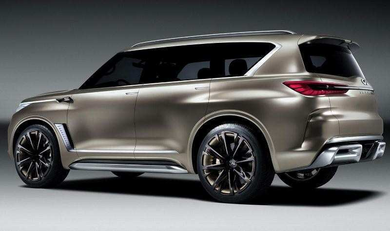 90 The Best Infiniti Qx80 New Model 2020 Concept
