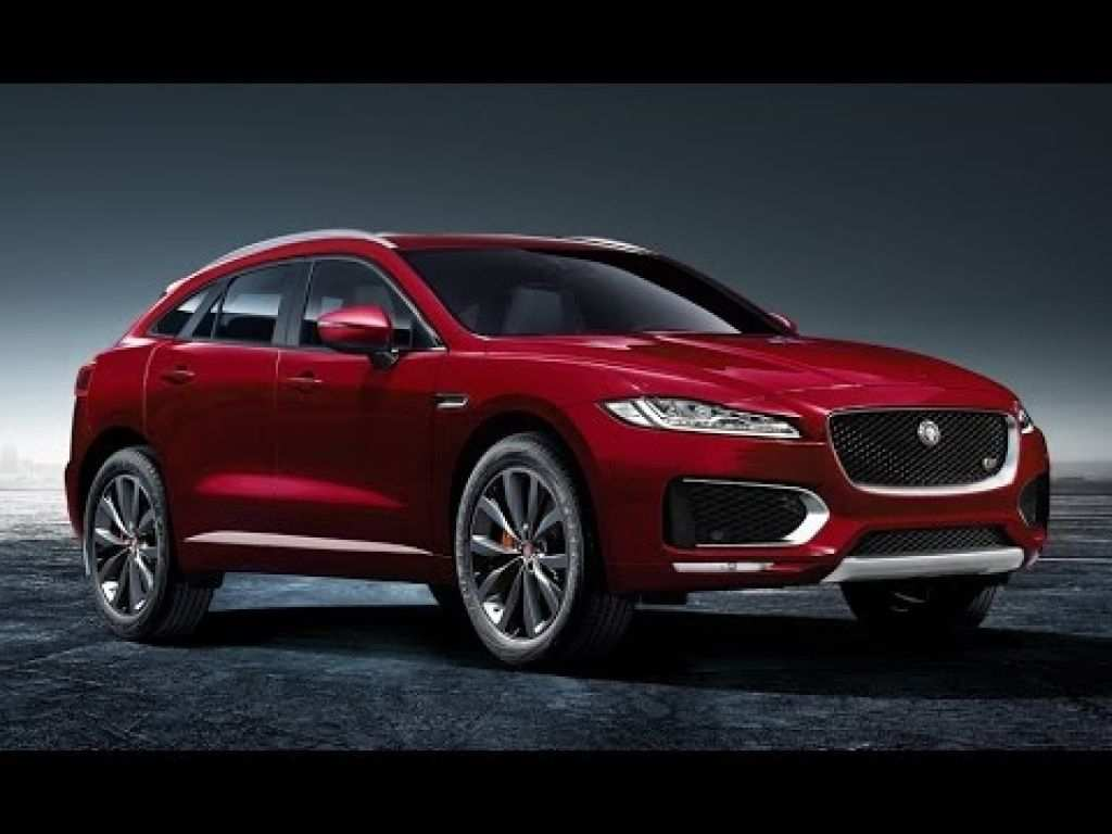 90 The Best Jaguar F Pace 2020 Interior Picture