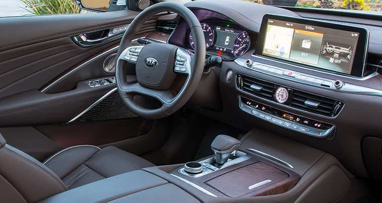 90 The Best K900 Kia 2019 Pictures