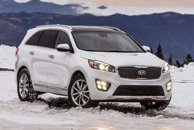 90 The Best Kia Sorento 2019 Video Overview