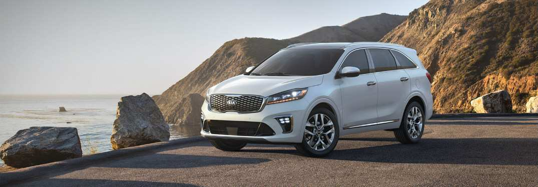 90 The Best Kia Sorento 2019 White Specs And Review